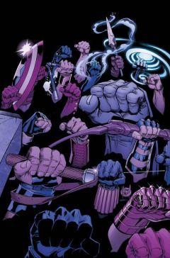 Portada de Infinity #5