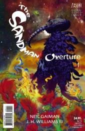 Sandman overture cover