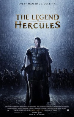 Póster Hercules La Leyenda