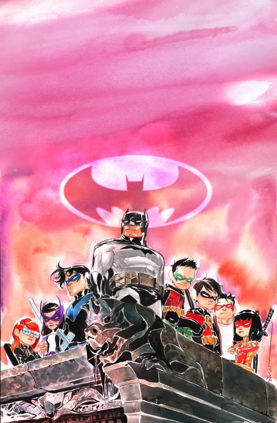 Batman: Lil' Gotham
