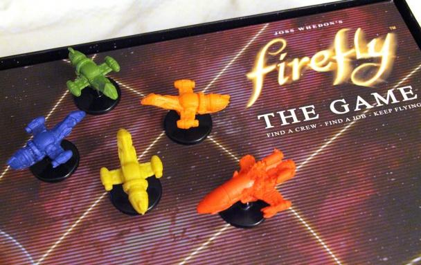 firefly juego de mesa miniaturas