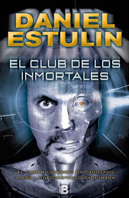 portada El Club de los Inmortales