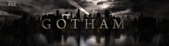 Gotham logotipo