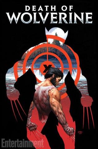 """Portada de """"Death of Wolverine"""" #1"""