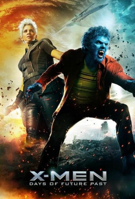 X-Men Dias del futuro pasados cartel 2