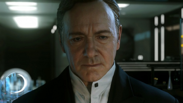 Call of Duty® Advanced Warfare Kevin Spacey