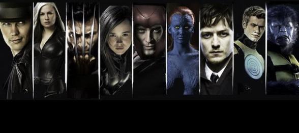 X-Men días futuro pasado
