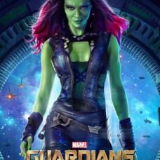 Guardianes de la Galaxia Gamora
