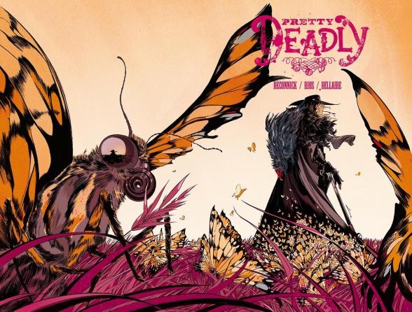 Pretty Deadly – publicada por Image: de Kelly Sue DeConnick, Emma Ríos y Jordie Bellaire