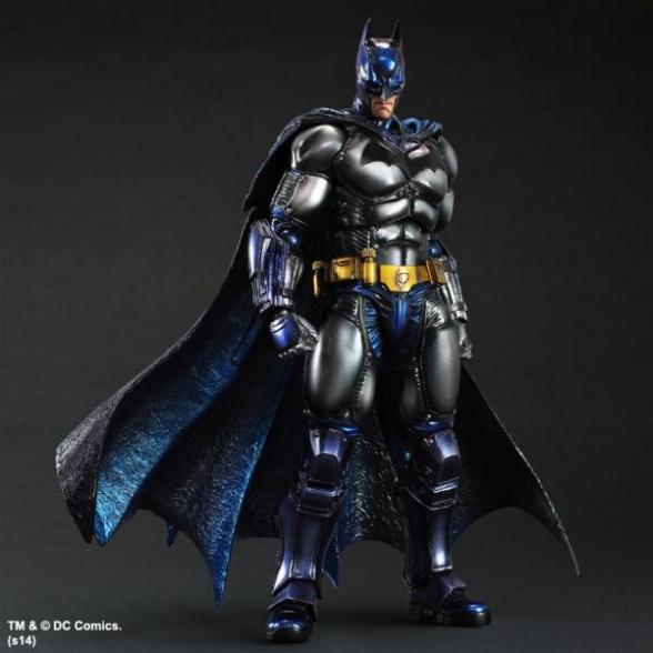 Batman Arkham origins figura comic con