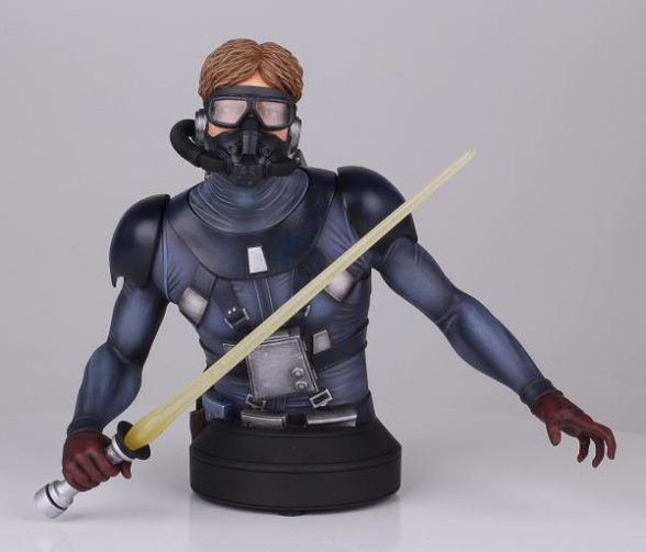 McQuarrie Concept Luke Skywalker comic con exclusivo busto