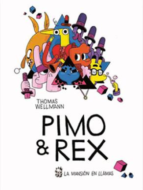 PimoyRex1portada