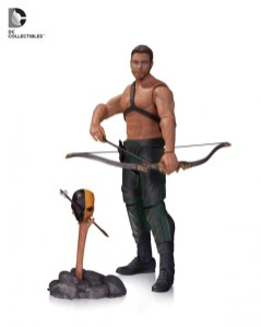 SDCC ARROW Oliver DC Collectibles