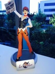 SDCC Lois Lane bombshells Johns DC Collectibles