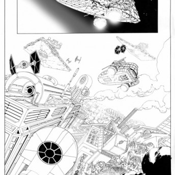 Preview de 'Marvel: Star Wars' #1