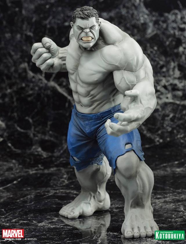 Marvel Comics Grey Hulk ARTFX+ Statue