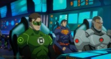 Justice League Throne of Atlantis Preview -13