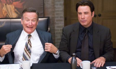Robin Williams - Dos canguros muy maduros