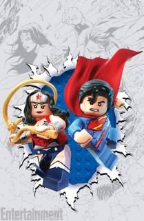 Superman y Wonder Woman 13