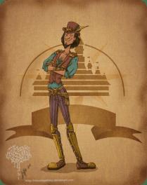 Disney se viste de 'steampunk'