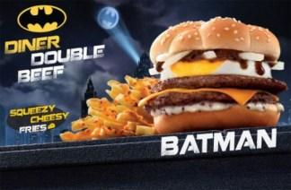 Batman McDonalds