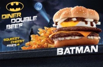 Batman McDonalds