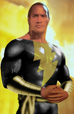 Black Adam Dwayne Johnson3
