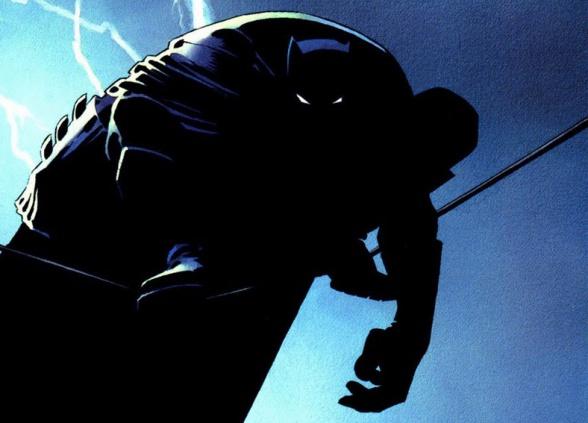 El regreso del caballero oscuro