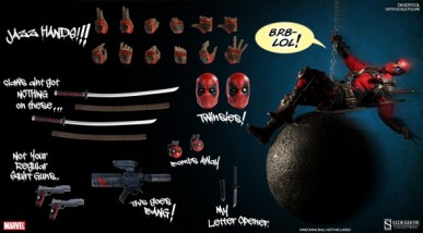 Hot Toys Deadpool1