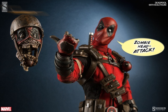 Hot Toys Deadpool15
