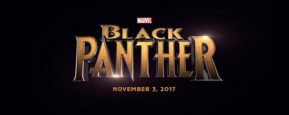Marvel Event - Black Panther official logo