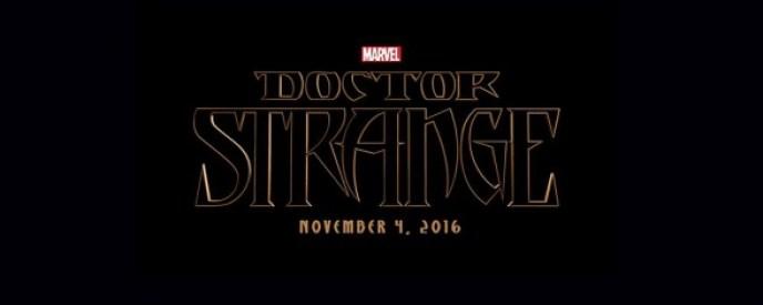 Doctor Strange official logo