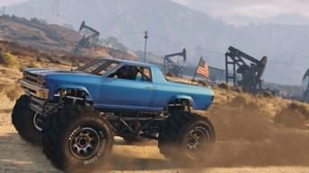 El nuevo camión monstruo Cheval Marshall