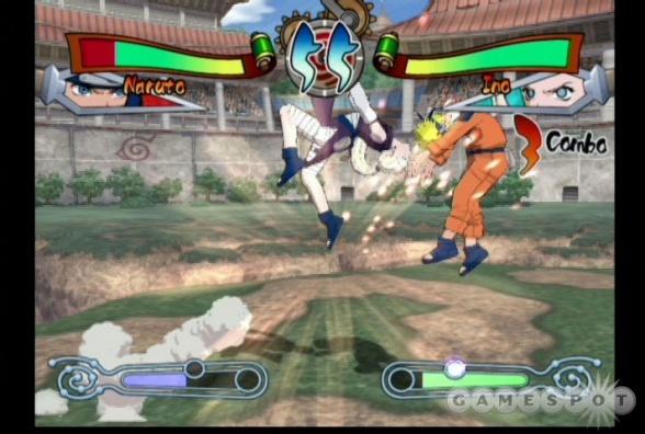 Naruto: Clash of Ninja 2