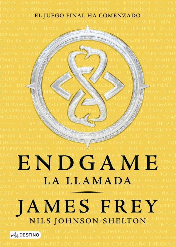 Endgame: la llamda - James Frey y Nils Johnson‐Shelton