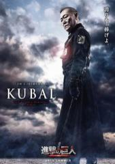 Ataque a los Titanes - Jun Kunimura como Kubal