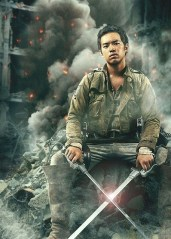 Ataque a los Titanes - Takahiro Miura como Jean