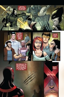 Preview de 'Death of Wolverine - Life After Logan #1'