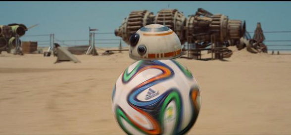 Star Wars the Force awakens droidball meme 02