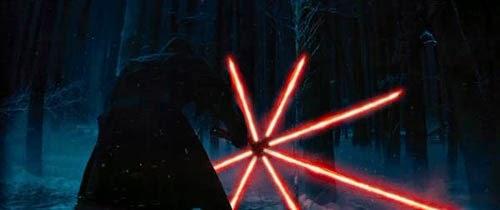Star Wars the Force awakens lightsaber meme 02