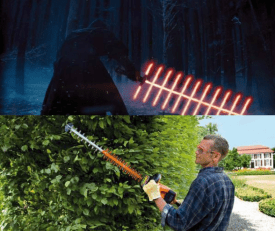 Star Wars the Force awakens lightsaber meme