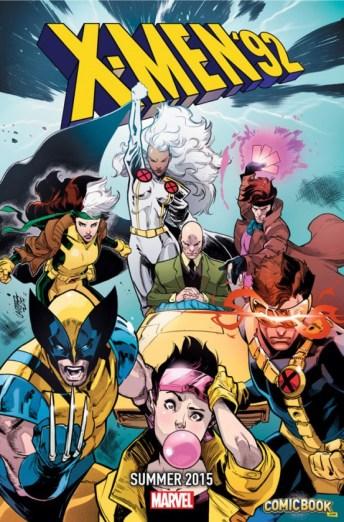 Teaser Marvel X-men 92