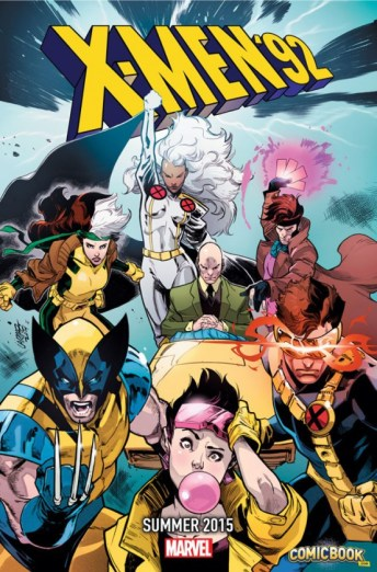 Teaser Marvel X-men 92