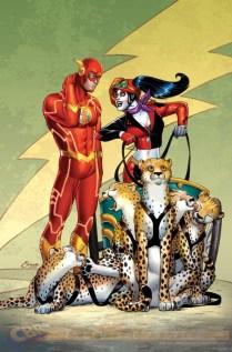 Harley en Flash