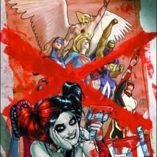 Harley en JLU