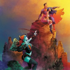 Harley en Superman/Wonder Woman