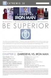Primer vistazo a 'Superior Iron Man #2'