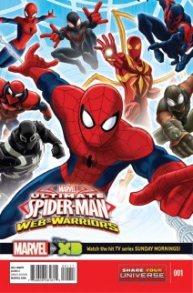 Marvel Universe Ultimate Spider-Man: Web Warriors
