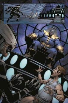 Thanos Vs Hulk #1