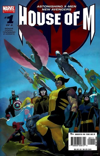 26. HOUSE OF M